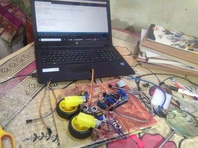 Making the Circuit.