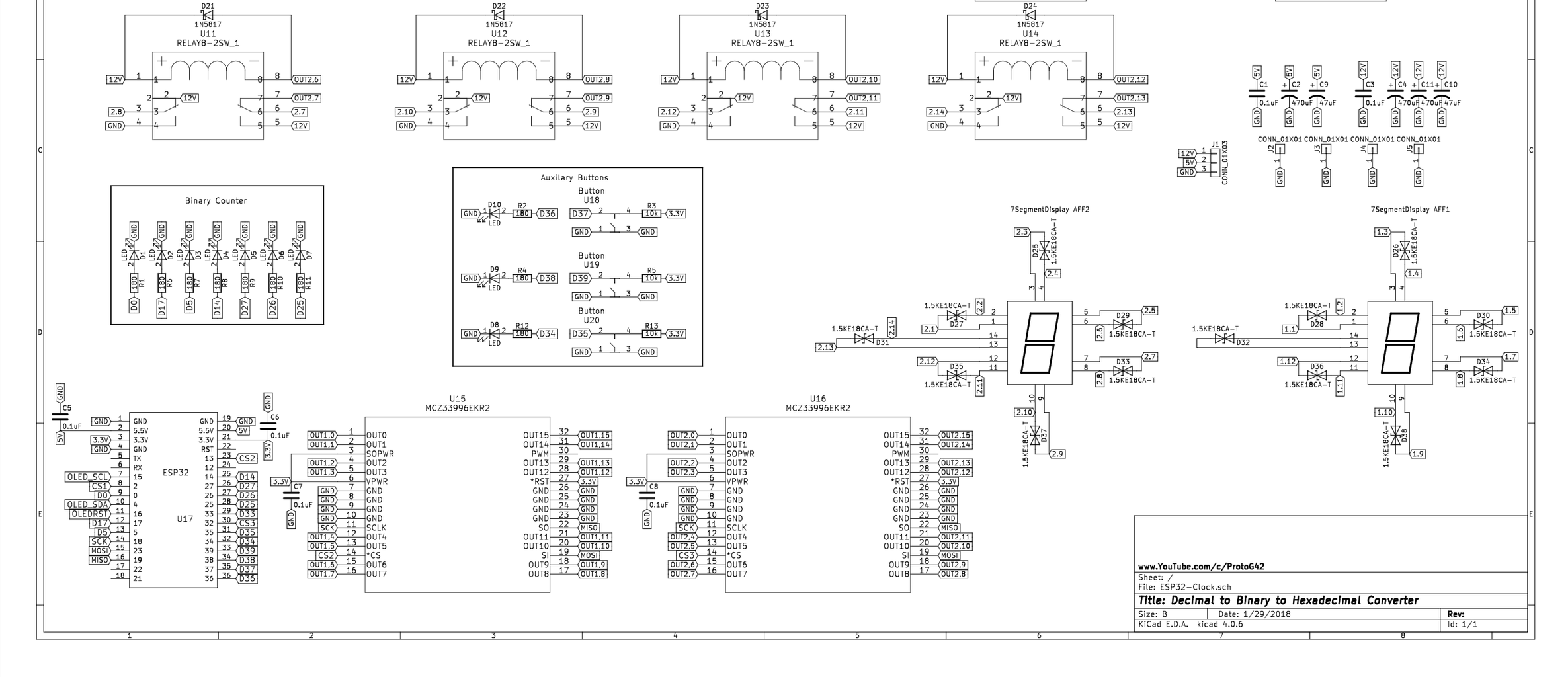 Schematic With PCB Build Files