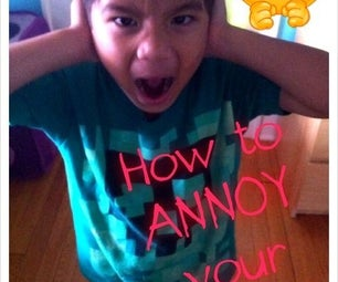 40 Follower Special: How to ANNOY Your Friends