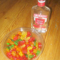 Vodka Infused Gummis