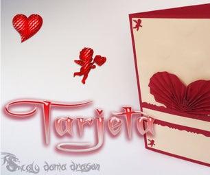 DIY / Valentine Card -Craft