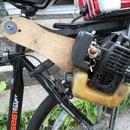 Bicicleta de 130 mpg (55 kml)