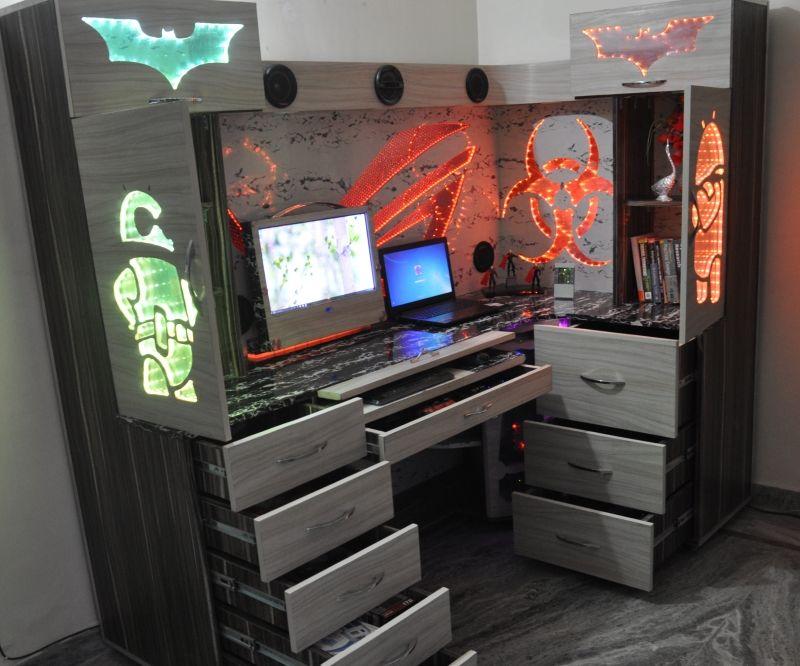 RGB Ultimate Custom PC Desk