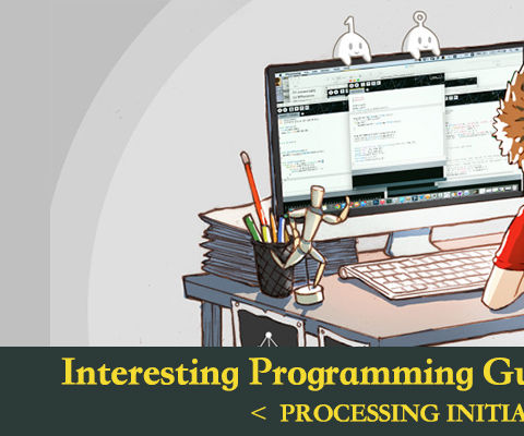 Interesting Programming Guidance for Designer——Processing Initial Touch