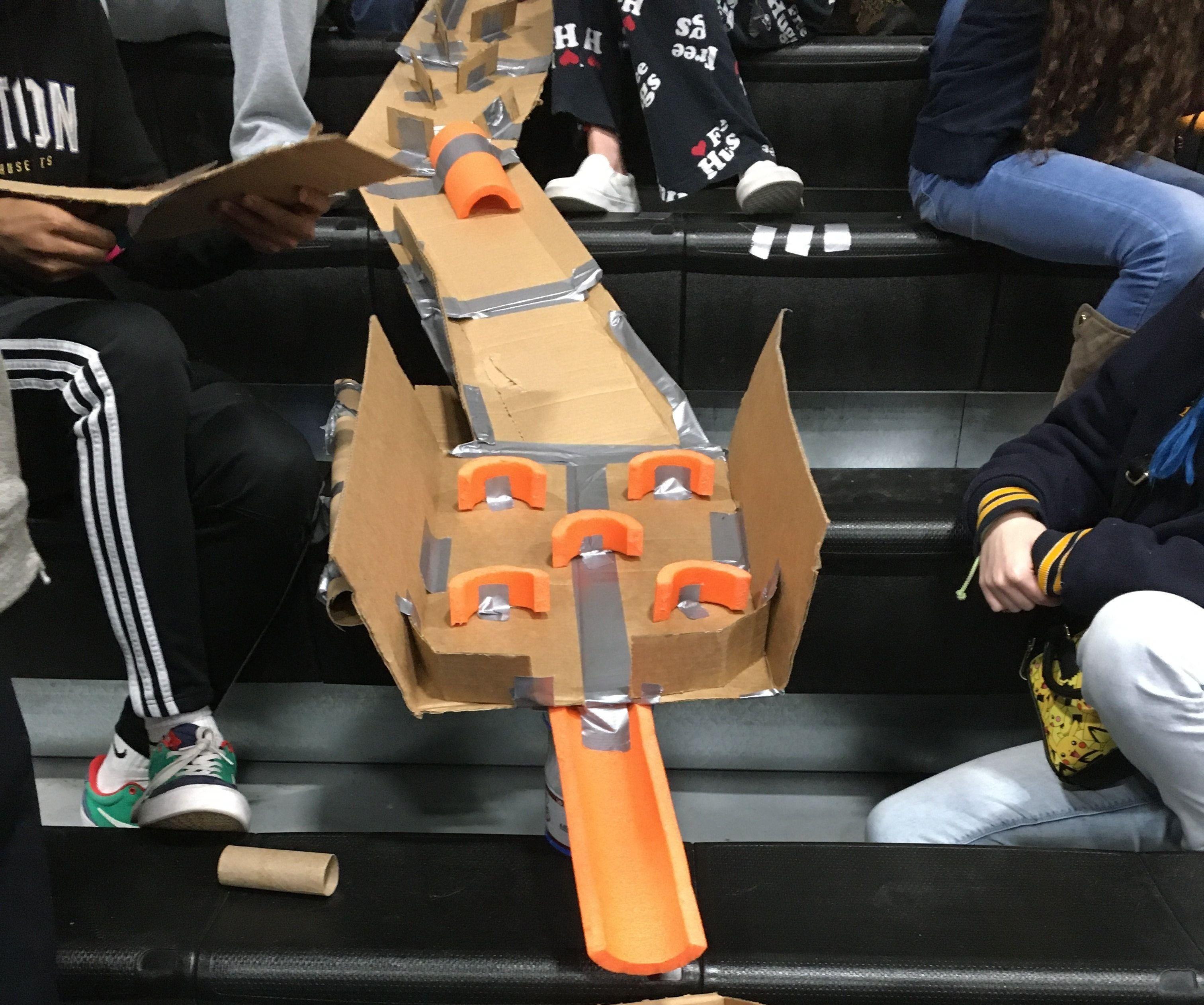 School Wide STEM: Ball Run