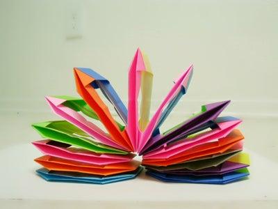 Everyone Knows It's (Paper) Slinky! (Modular Origami Slinky)