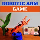 Robotic Arm Game - Smartphone Controller