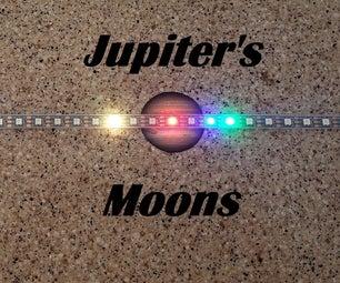 Jupiter Satellite Display