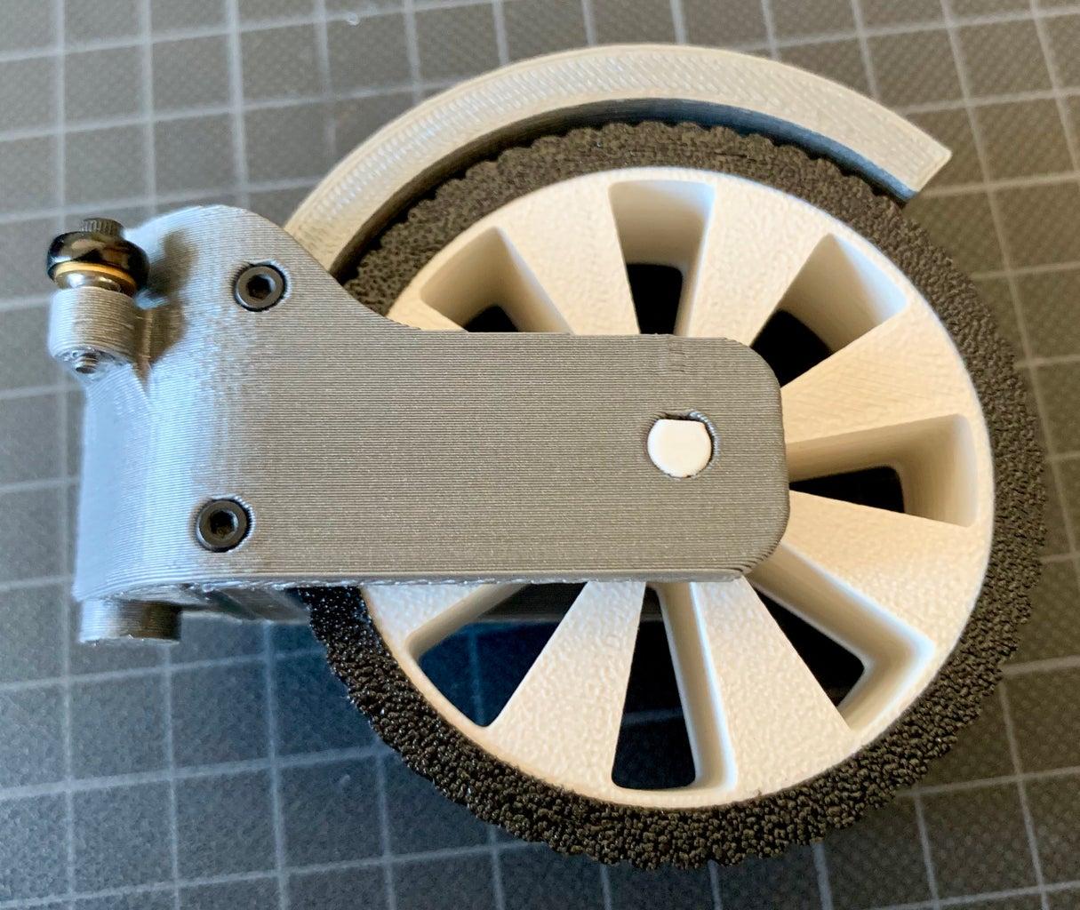 Rear Wheel Attachment