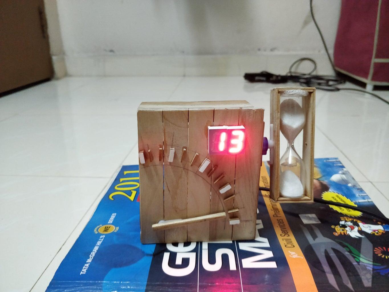 A Mixed Generation Clock