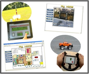 A Wi-Fi Based Controller for Model Trains, Halloween Props,  Energy Monitoring and More!