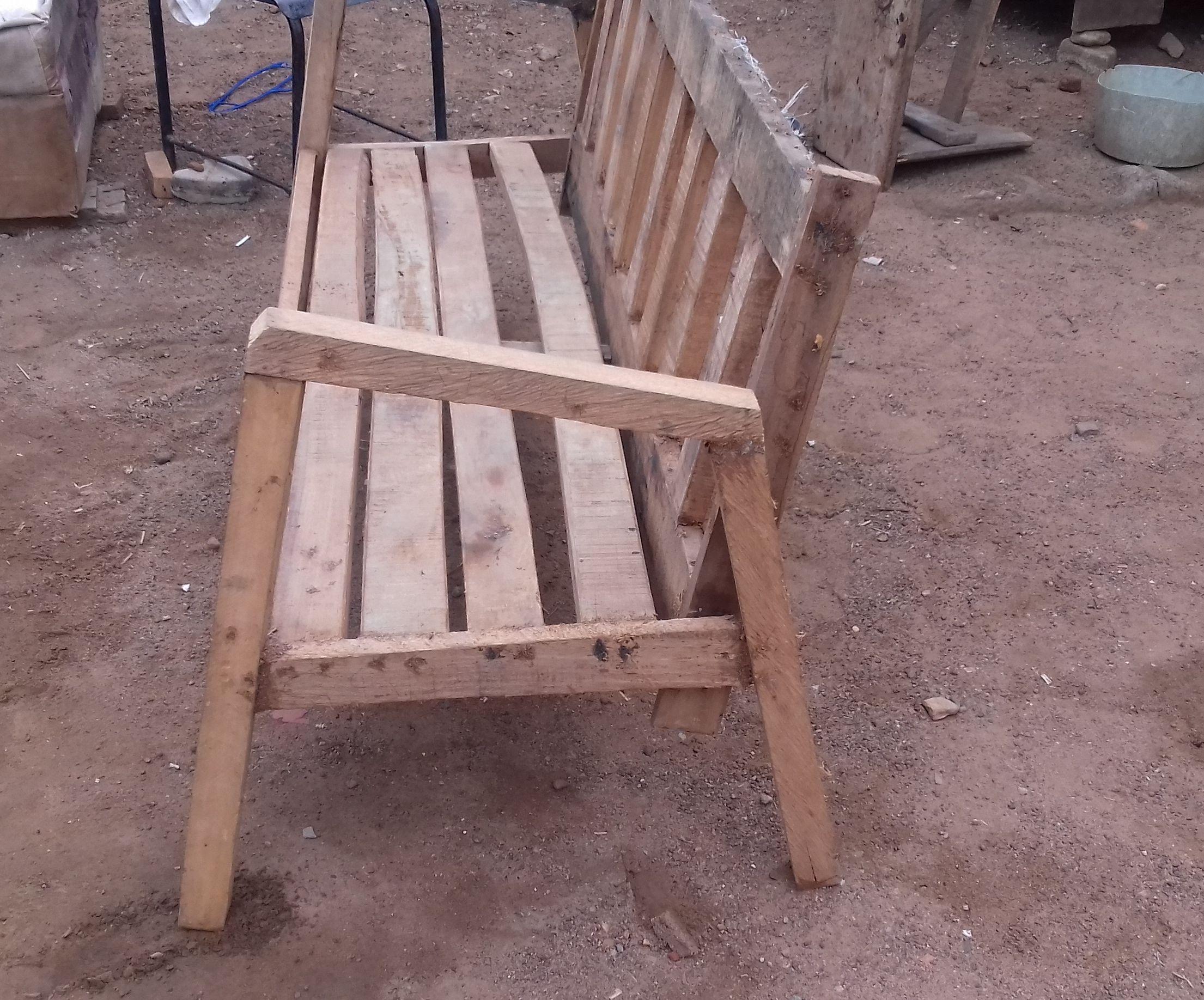 Simple Outdoor Sofa