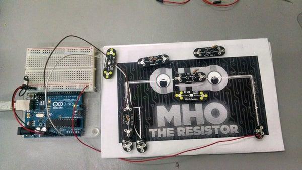 Mho PlayGround Circuit Scribe