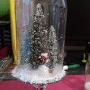 Snowman 'Glass' Gift