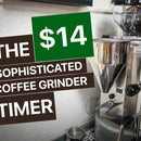 The $14 Sophisticated Coffee Grinder Timer