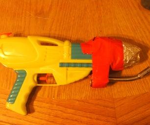 Water Gun Flame Thrower