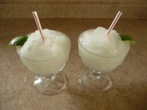 Green-Apple Lime Margarita