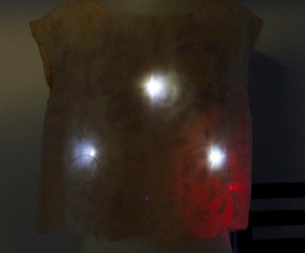 Photocell Sensor Garment