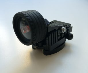 Lego Red Dot Sight [Functional]