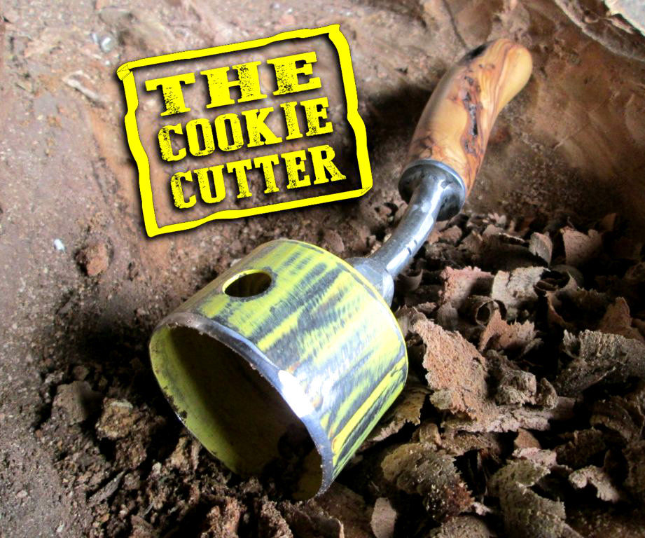 The Cookie Cutter - a custom carving knife