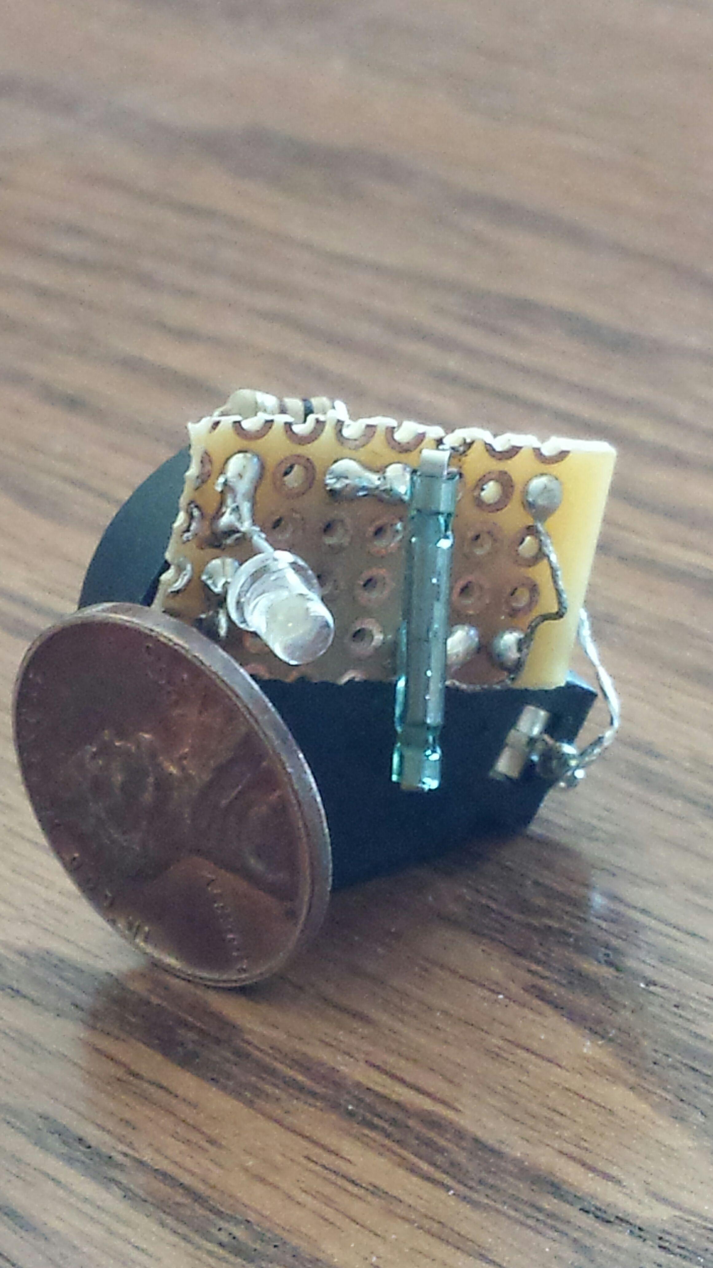 TinyLight- The Micro Flashlight