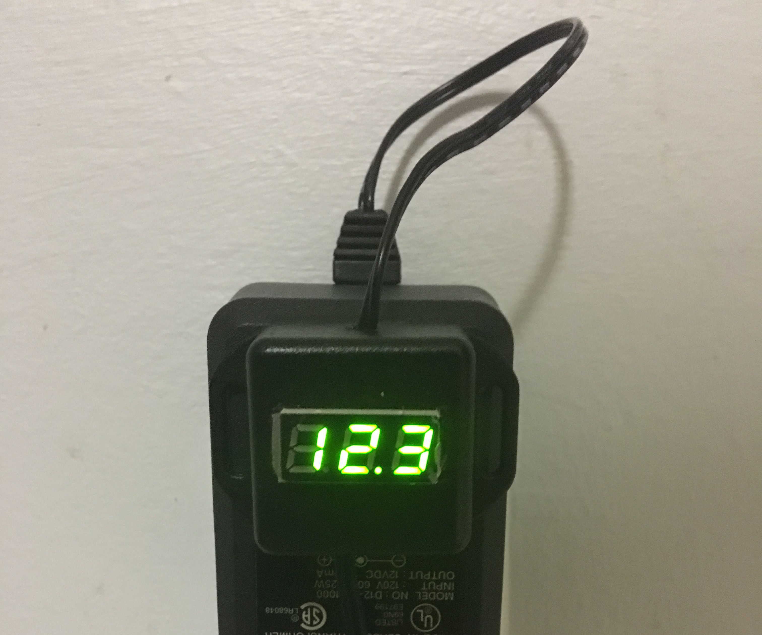 Adjustable Micro Power Supply