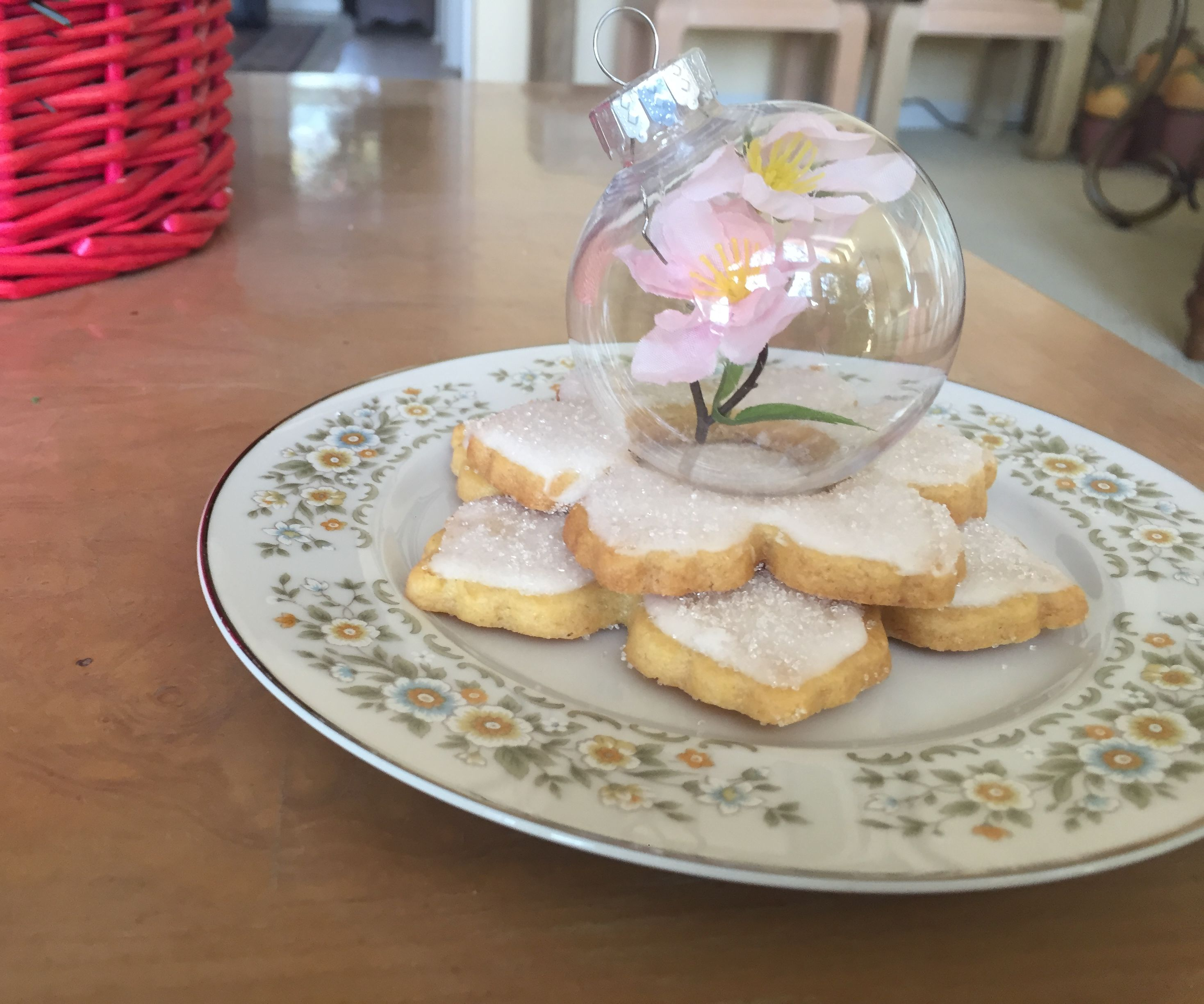 Snow Globe Cookies