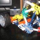 K'nex Rear Suspension