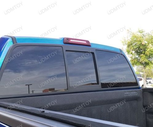 Install Ford F-150 Raptor Rear LED High Mount Reverse Tail Light