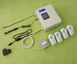 GROWMAT EASY - Automated Control System for Hydroponic Plants Growing