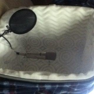 Sound Cancelling Portable Studio Box