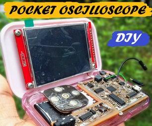 Pocket Signal Visualizer (Pocket Oscilloscope)