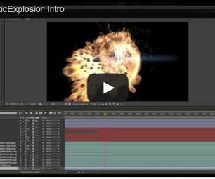 CinematicExplosion Intro