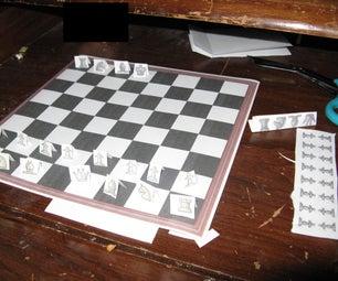 Printable Chess