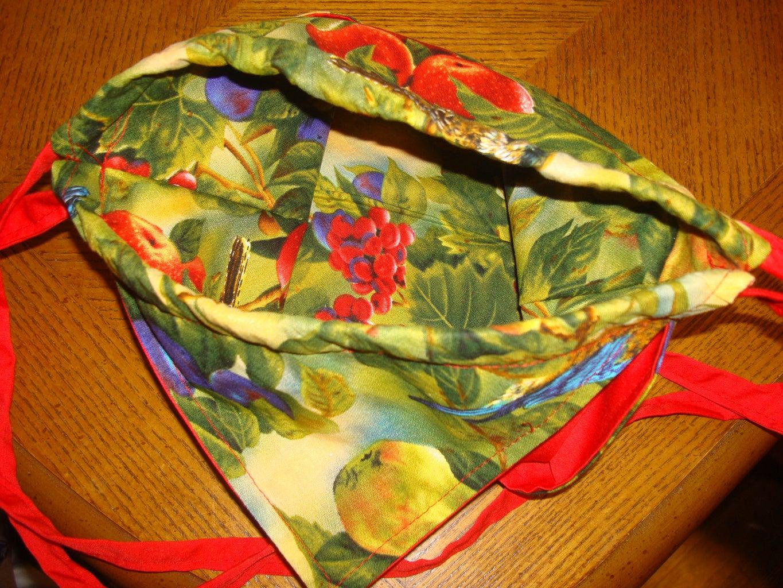 Origami Inspired Draw String Bag