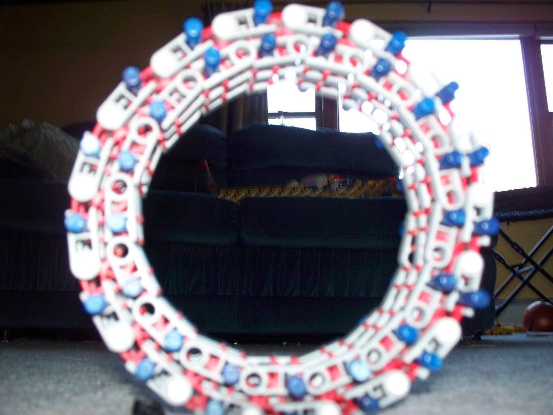Knex Wheel Toy