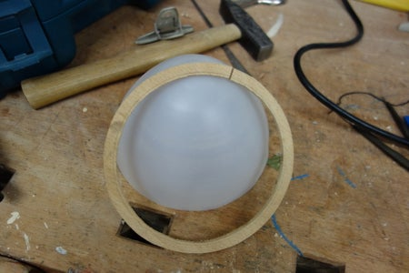 Housing - Vacuum Forming the Top Part