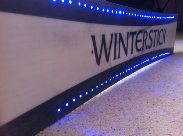 LED Snowboard