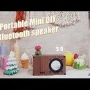 DIY Bluetooth Speaker