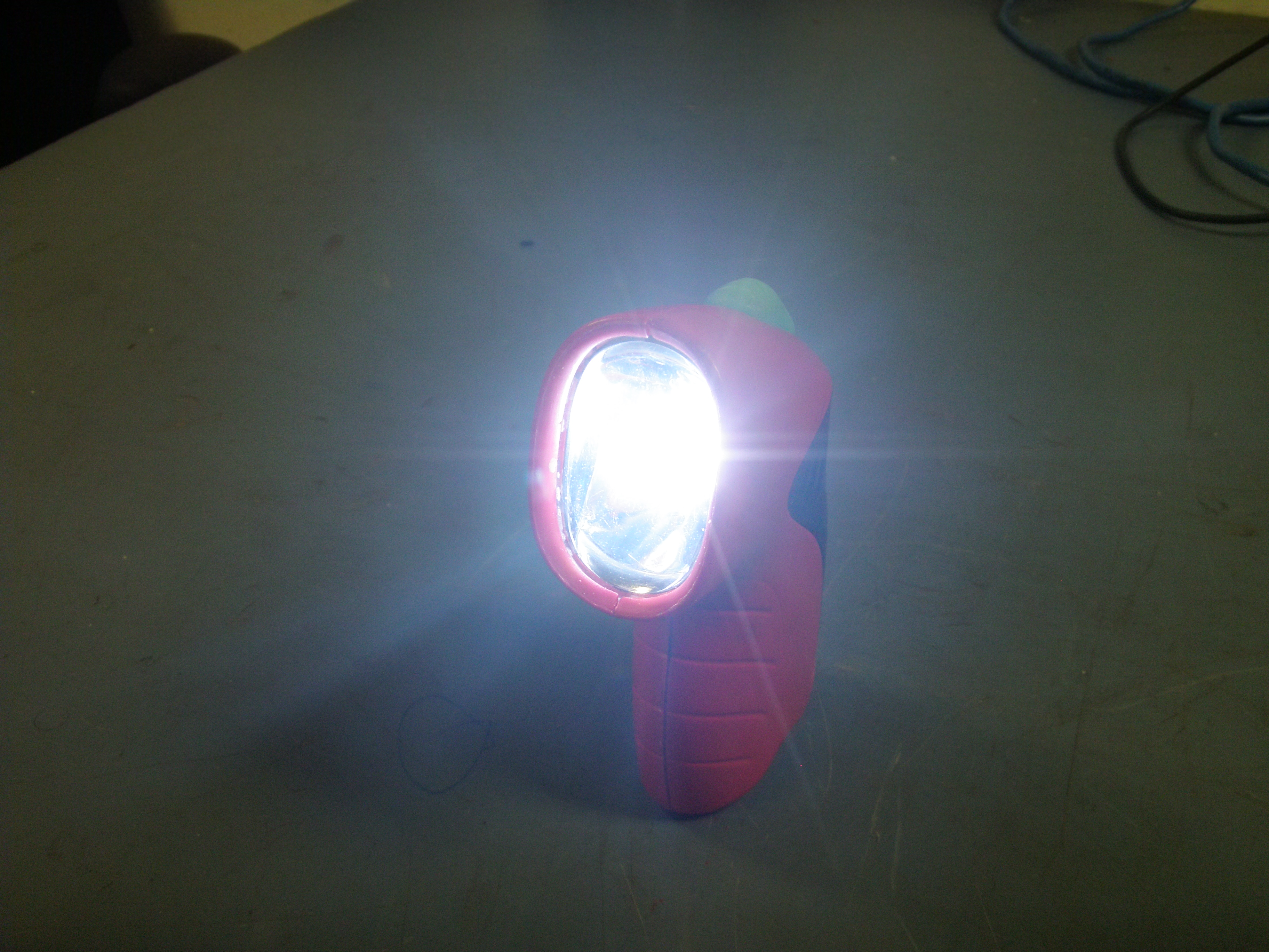 How to turn a dead flashlight into an uber LED light