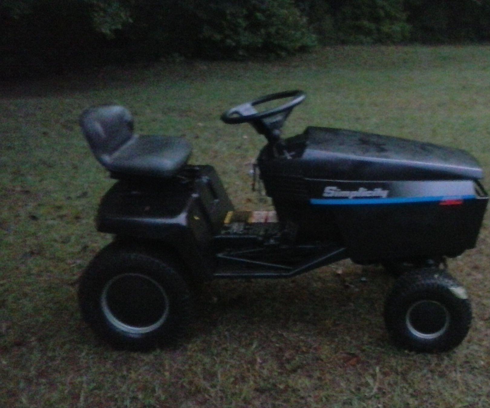 Mower Go Kart 2