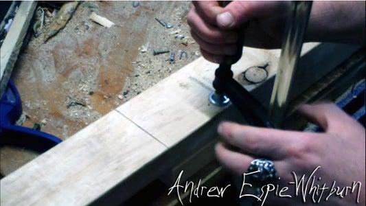 Step 4. - Cutting the Wood