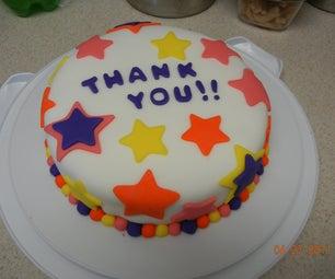 Basic Fondant Cake