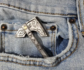 Pocket Axe - One Day Build