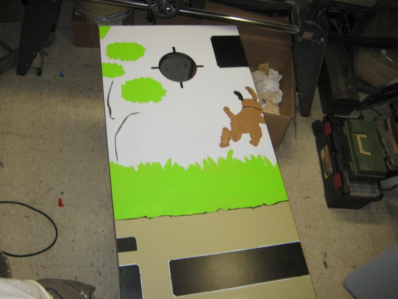 Paint.... No Graphics