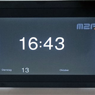 High-End Sound With 7 Inch Touchscreen Control Based on Raspberry Pi and Max2Play