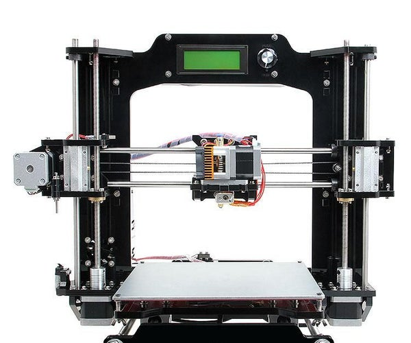 Building Instructions of Geeetech Prusa I3 X