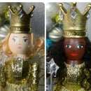 How to Personalize Your Nutcracker Doll