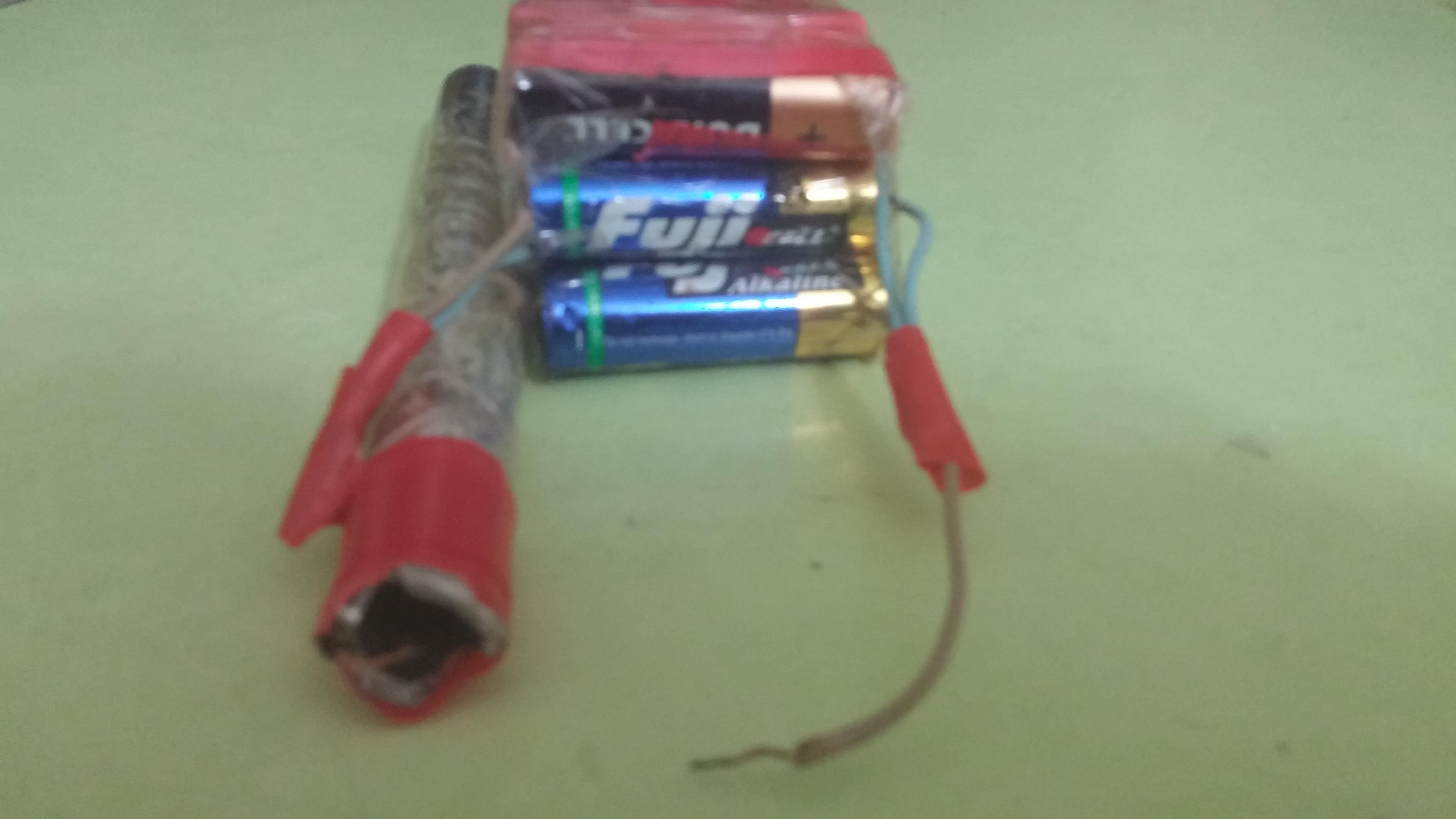 Hand Rocket or Rocket Launcher