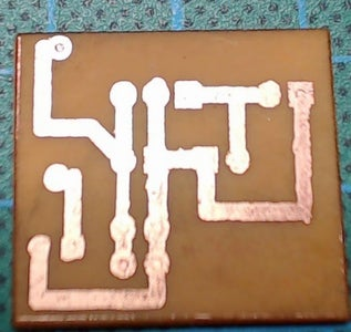 Etch the Circuit and Populate It